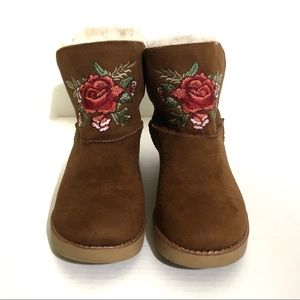 """Rock and Candy """"Larue"""" Faux Shearling Boots"""